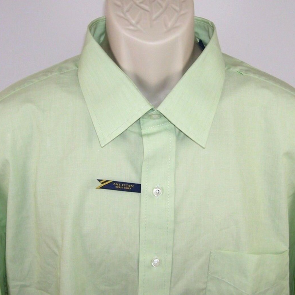 Club Room Other - Macys Club Room Estate Dress Shirt 18.5 XXL 36/37